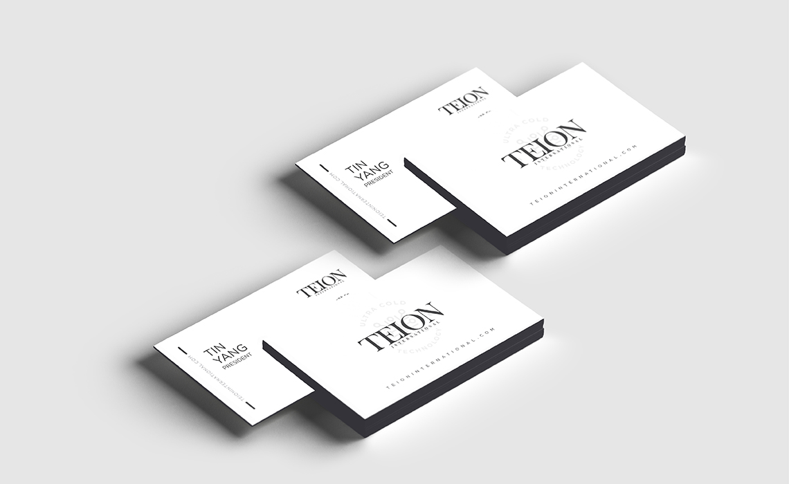 Teion Business Card